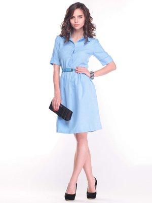 Сукня блакитна   2434394