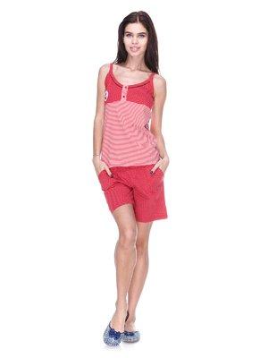 Пижама: майка и шорты | 2423757