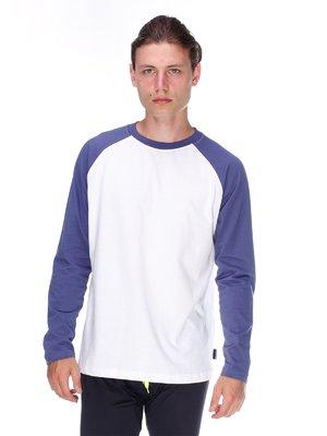 Джемпер біло-синій   2426755