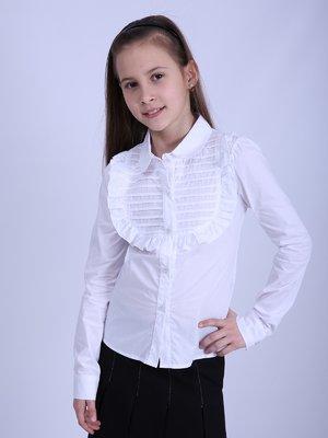 Блуза біла | 2443829