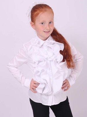 Блуза белая   2443837