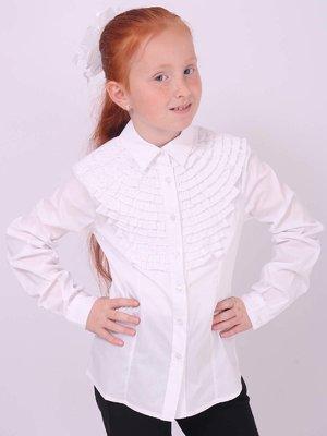 Блуза белая   2443854
