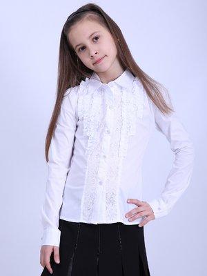 Блуза біла | 2443864