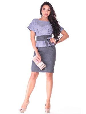 Сукня двоколірна | 2447818