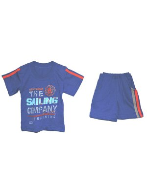 Комплект: футболка и шорты | 2072029