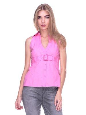 Блуза розовая | 1795316