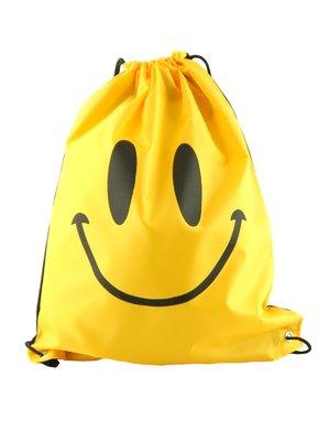 Рюкзак желтый с принтом | 2454066