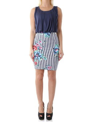 Сукня комбінованого забарвлення   2453691