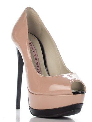 Туфли бежевого цвета | 2452859