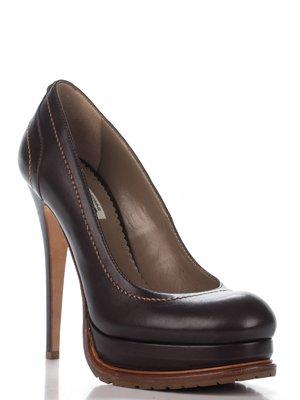 Туфлі коричневого кольору - Renzi - 2452833