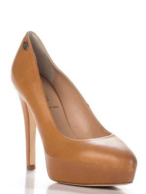 Туфлі коричневого кольору - Renzi - 2452844