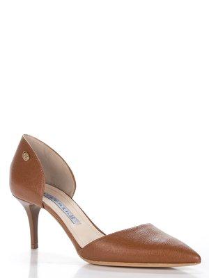 Туфлі коричневого кольору - Renzi - 2452834