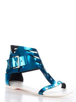 Сандалі сині - Renzi - 2452816