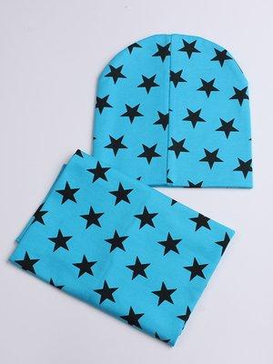 Комплект: шапка и шарф-снуд   2466603