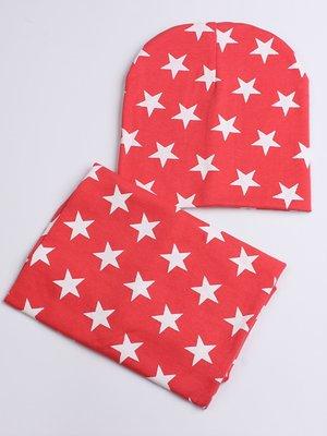 Комплект: шапка и шарф-снуд   2466604