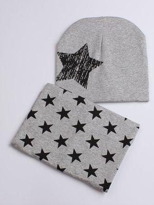 Комплект: шапка и шарф-снуд   2466608