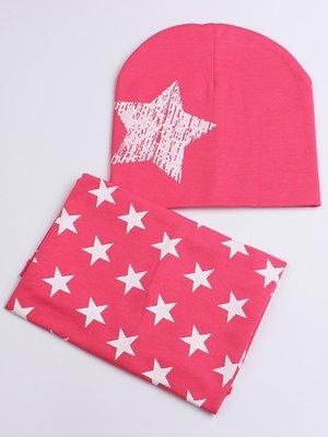 Комплект: шапка и шарф-снуд   2466617