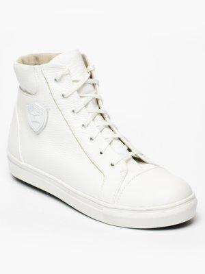 Ботинки белые | 2433610