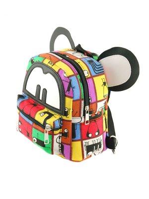 Рюкзак разноцветный | 2487673