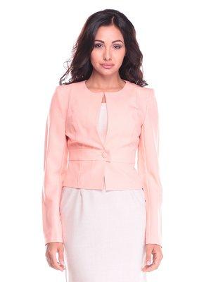 Жакет персикового цвета | 2404256