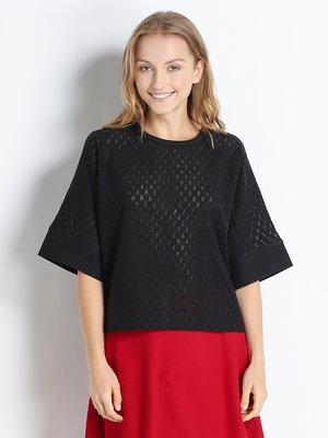 Блуза чорна | 2491213