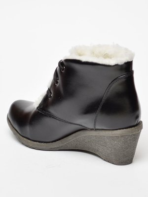 Ботинки черные | 2463627