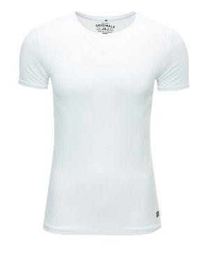 Футболка біла з принтом | 2505262