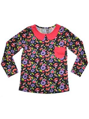 Джемпер різнобарвний в квітковий принт | 2507371