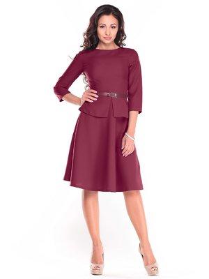 Сукня сливового кольору | 2507297