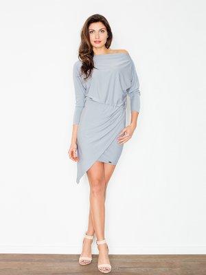 Сукня сіра | 2503366