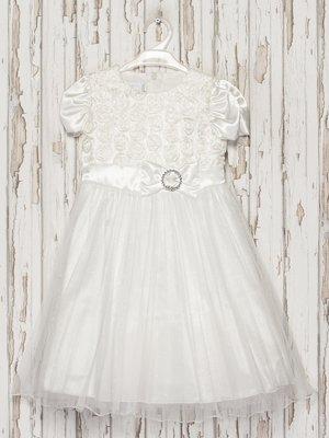 Платье молочного цвета   3340857