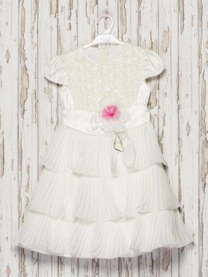 Платье молочного цвета   2506840