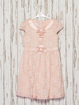 Платье персикового цвета   2506837