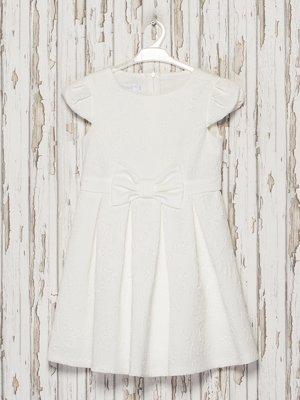 Платье молочного цвета   3342777