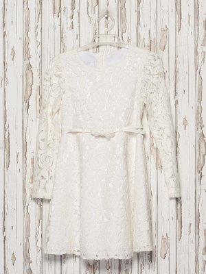Платье молочного цвета   3341230