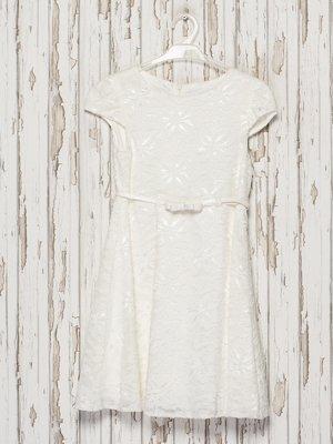 Платье молочного цвета   3343247