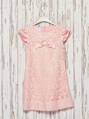 Платье персикового цвета   2506854