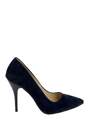Туфли темно-синие | 2513539