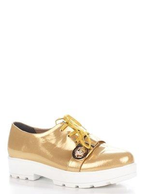Туфлі золотисті | 2292914