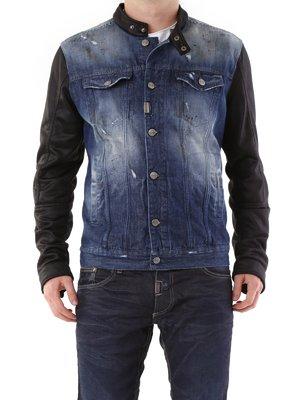 Куртка сине-черная   2519342