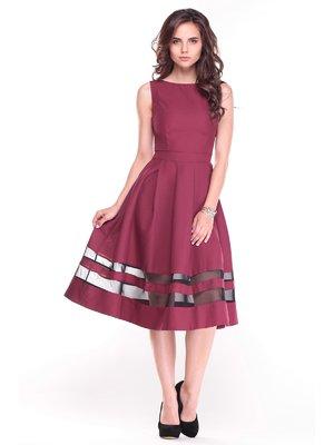 Сукня сливового кольору | 2472778