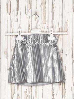 Спідниця сріблястого кольору   2525926