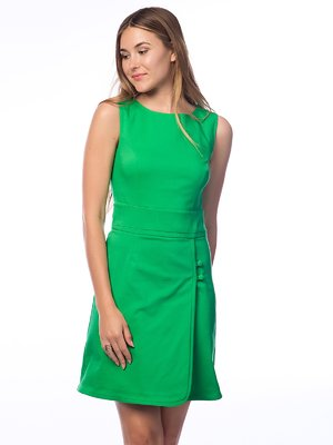 Платье зеленое   2539655