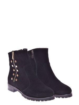 Ботинки черные | 2543479