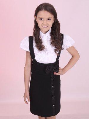 Сарафан шкільний чорний | 2552097