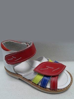 Сандалії різнобарвні | 2554771