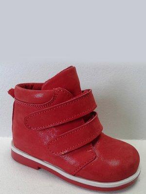Черевики червоні | 2554798