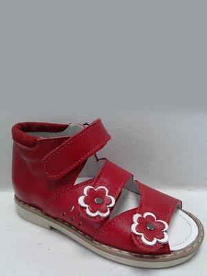 Сандалії червоні | 2554811