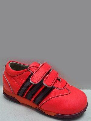 Кросівки червоні | 2554890