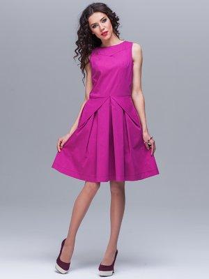 Платье цвета фуксии   2564930